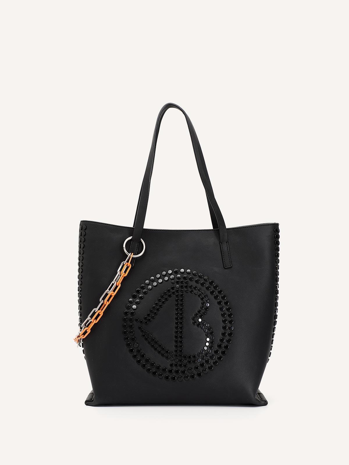 Shopping bag nera Bagghy Autunno Inverno