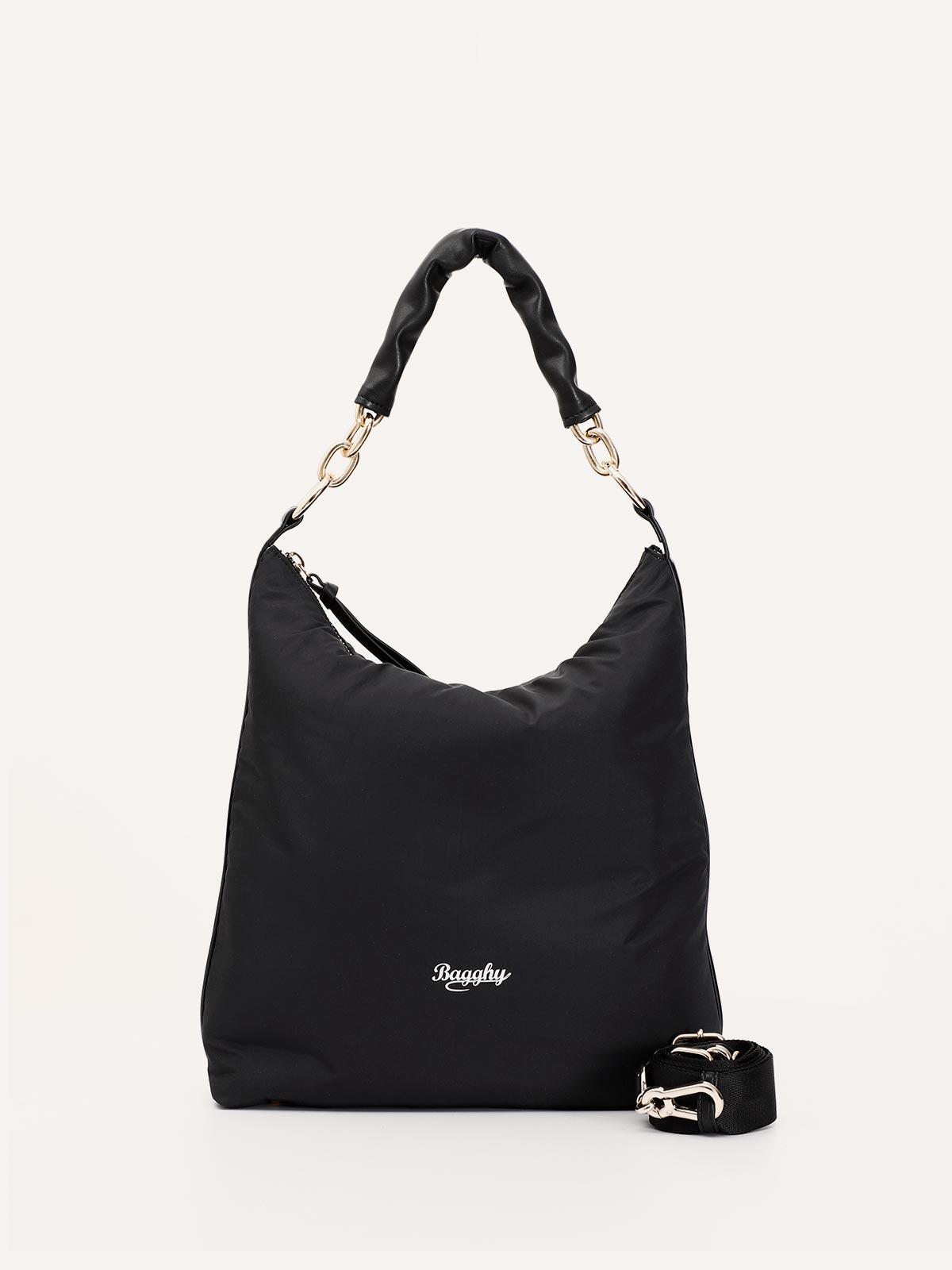 Borsa Bagghy Bag nera nuova Collezione